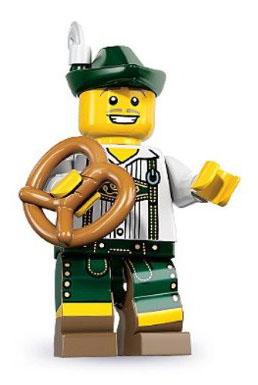 Lego Lederhosen guy