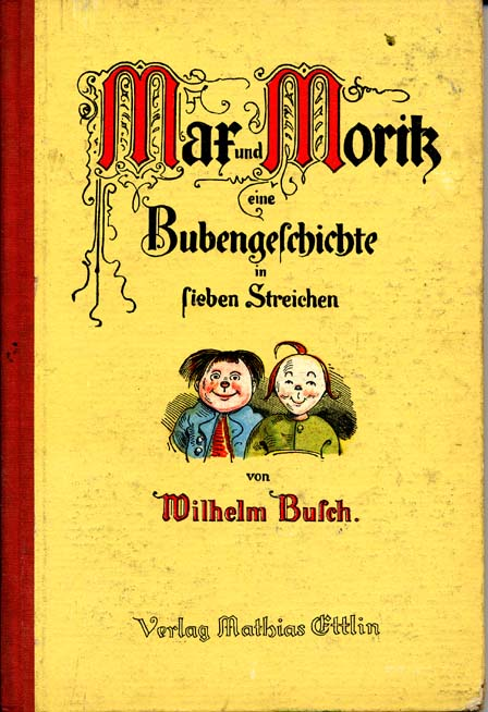 8 things about max und moritz the german professor