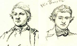 Erich Bachmann and Wilhelm Busch