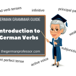 Intro to German verbs